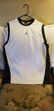 Air Jordan Jumpman Basketball Jersey - Large - Throwback