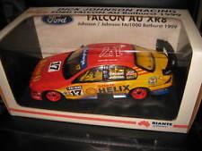 BIANTE 1/18 FORD FALCON AU XR8 JOHNSON / JOHNSON 1999 BATHURST #17 DJR   AS NEW