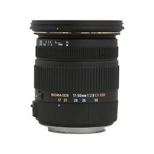 Sigma 17-50mm f/2.8 EX DC OS HSM Zoom Lente Para Canon DSLR con sensores APS-C