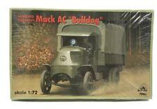 RPM Mack AC Bulldog Samochod Ciezarowy 1/72 Scale Model Tank Kit No 72402 Sealed