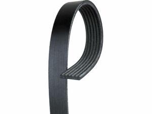 AC Delco Multi Rib Belt fits GMC W4500 Forward 1998-2003, 2008-2009 56MVJH