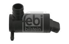 Waschwasserpumpe, Scheibenreinigung für Scheibenreinigung FEBI BILSTEIN 06431