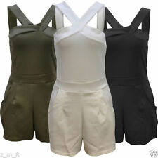 Polyester Unbranded Machine Washable Regular Jumpsuits, Rompers & Playsuits for Women
