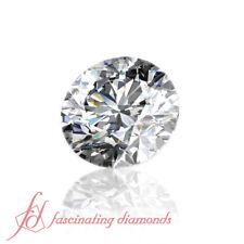 Certified Diamonds At Wholesale Prices - 0.45 Carat Round Cut Diamond - FLAWLESS