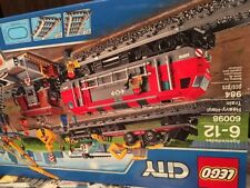 LEGO City Heavy-Haul Train 60098 Brand New Factory Sealed DENTED WEAR ON BOX
