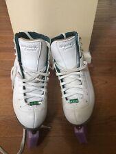 Riedell Emrald Girls ice skates size 3 1/2