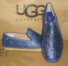 abb7a058446f UGG Australia Sandrinne Metallic Basket Slip on Espadrille Loafers Size US 6