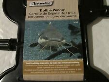 SecureLine Catfish Trotline / Rope / String / Trot Line Winder / Retriever
