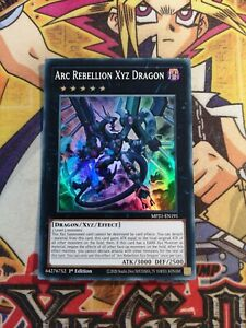 Arc Rebellion Xyz Dragon mp21-en191 1st Edition (NEW) Super Rare Yu-Gi-Oh!