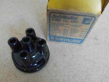 PEUGEOT 403 403/7 404     DISTRIBUTOR CAP  INTERMOTOR 4432