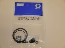 Graco Fusion AP Gun Complete O-Ring Rebuild Kit 246355