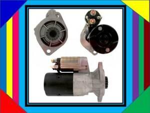 Starter motor YANMAR MARINE S114-206 124770-77010
