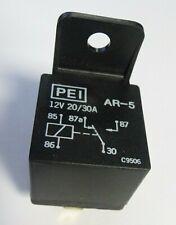 PEI Relay AR-5 12v 20/30A