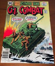 DC Comics G.I. COMBAT #197 The HAUNTED TANK