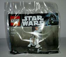 1x polybag Lego R3M2 Star Wars 40268 Neuve Scellé