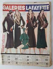 Galeries Lafayette catalogue général Hiver 1931-32 -  41 - 13053