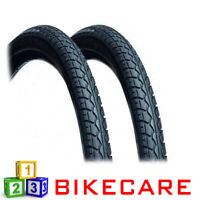 Pair Of 26x1.50 Bike Road/Land Tyre VC-5022
