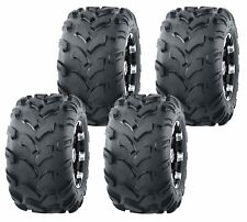 2 WANDA ATV tires 19x7-8 19x7x8 Polaris Ranger RZR170 Can Am DS70//90 front P350