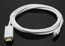 Thunderbolt Mini Display Port to HDMI TV Cable Adapter for Macbook Air