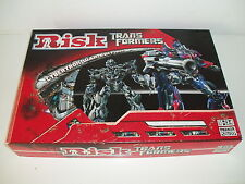 Risk Transformers board game by Parker 2007 (Cybertron War Edition).