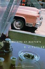 After Bathing at Baxter's, Taylor, D. J.