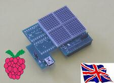 Rs-Pi  i2c 16x16 LED Matrix Board for Raspberry Pi