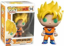Funko Pop! Dragon Ball Z Super Saiyan Goku Figure Valentine Toy Gift