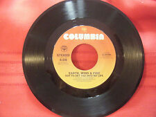 "EARTH WIND & FIRE ""Got To Get You Into My Life"" 1978 R&B 7"" vinyl 45RPM EX"