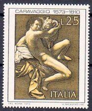 Italia 1417, posta freschi/**/arte, dipinti, Caravaggio