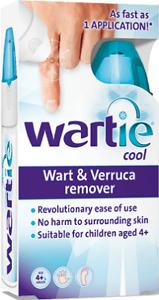 Wortie ADVANCED Verruca & Wart Freeze Treatment - Verruca & Wart Remover Wartie