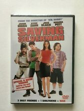Saving Silverman (Dvd, 2001, R-Rated Version) Jason Biggs Brand New/Sealed