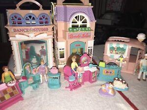 Loving Family Sweet Streets Pet Shop & Beauty Salon /Candy Shop Dance Studio