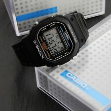 CASIO Screw Back Vintage 1980 DW-5600 Shock Resist 200m Case 691 Module G-Shock