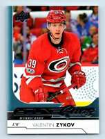 2017-18 Upper Deck Young Guns Valentin Zykov RC #467