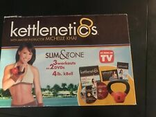Workout Dvds, Workout at Home, Kettle Bell Weights, Slim & Tone, Fitness Program