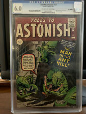 Tales to Astonish 27 CGC 6.0