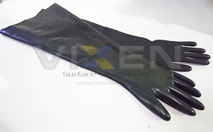 NEW Vixen Aquablast® Rubber Gauntlets - AQ046