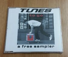 Tunes To Go - Sampler CD - Hour Long Mix - VGC