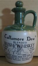 VHTF TULLAMORE DEW IRISH WHISKEY VINTAGE CERAMIC BOTTLE 700ML ''NO ALCOHOL''