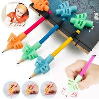 3 Stk Schreibhilfe Schreiblernhilfe Sattler Grip für Rechts- und Linkshänder