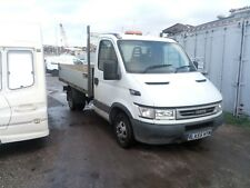 Iveco daily tipper truck