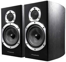 Wharfedale Diamond 10.1 Bookshelf Speaker Pair, Black--Brand New Factory Sealed!
