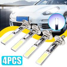 4 x Car H1 COB LED Headlight Hi/Lo Beam DRL Driving Light Lamp Bulb White 6000K