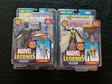 Marvel Legends ToyBiz DESTROYER Variant & WASP Modok BAF Series NIB