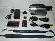 Sony PAL CCD-TRV58E PAL HI8 8mm Video8 Camcorder VCR Player Video Transfer
