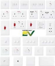 BG Nexus White Moulded Switches & Sockets - Complete Range