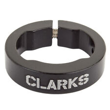 Clarks Bicycle Grip Lock-on Rings Black