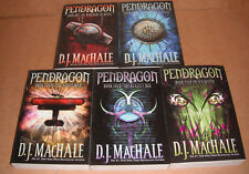 Pendragon Book 1,2,3,4,5 by D. J. MacHale Paperback NEW