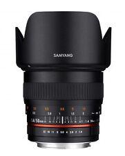 Samyang 1,4 / 50 mm AS UMC Objektiv für Canon EOS M Neuware   EU-Ware
