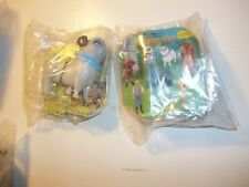 NEW 1995Disney Burger King PERCY Pug DOG Kids Meal Toy POCAHONTAS Wind-Up Figure